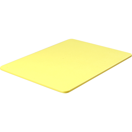 """1088804 - Spectrum® Color Cutting Board 18"""" x 24"""" x 1/2"""" - Yellow"""
