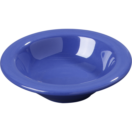 3304214 - Sierrus™ Melamine Rimmed Fruit Bowl 4.5 oz - Ocean Blue