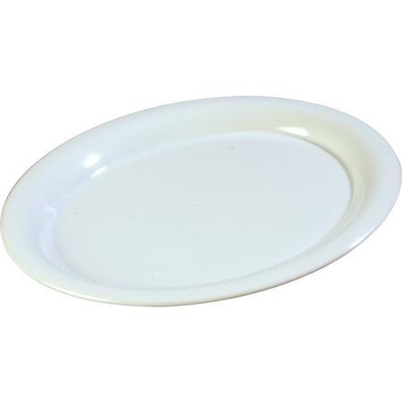 "3308202 - Sierrus™ Melamine Oval Platter Tray 12"" x 9"" - White"