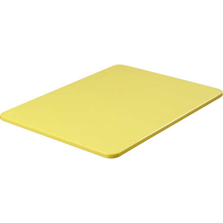 """1289204 - Spectrum® Color Cutting Board 18"""", 24"""", 3/4"""" - Yellow"""