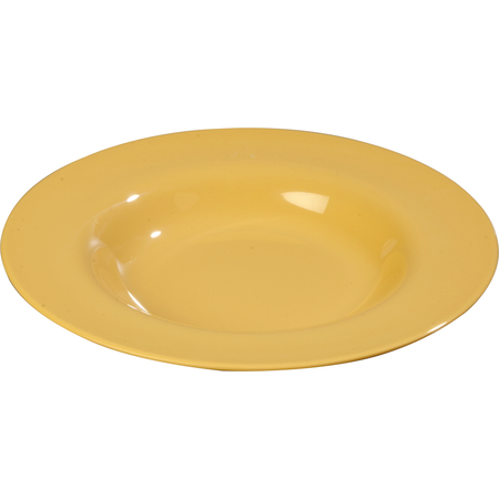 3303022 - Sierrus™ Melamine Chef Salad Pasta Bowl 20 oz - Honey Yellow