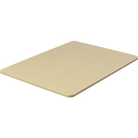"1088825 - Spectrum® Color Cutting Board 18"" x 24"" x 1/2"" - Tan"