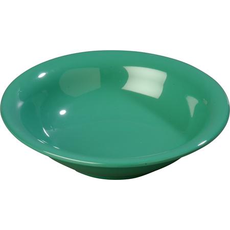 3303209 - Sierrus™ Melamine Rimmed Bowl 16 oz - Meadow Green