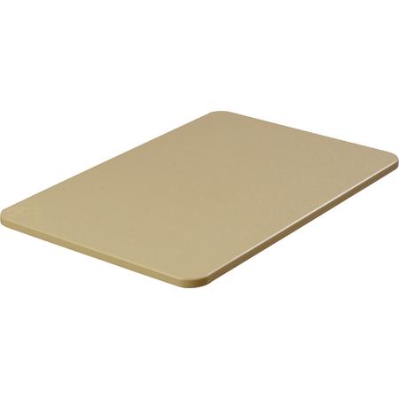 "1088225 - Spectrum® Color Cutting Board 12"" x 18"" x 0.5"" - Tan"
