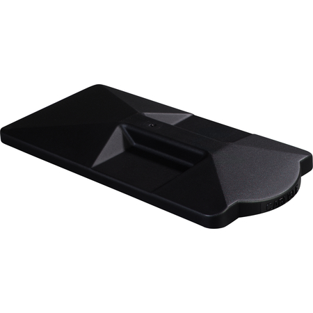 1086003 - TrimLine™ Lid for PC & PPY Dispensers - Black