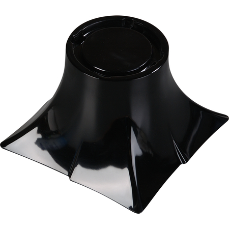 "3330203 - Rave™ Pedestal 4"" - Black"
