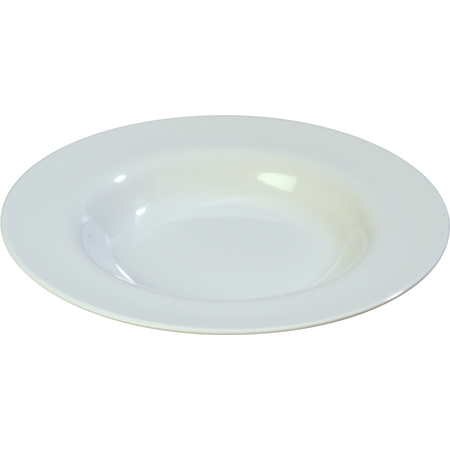 3303002 - Sierrus™ Melamine Chef Salad Pasta Bowl 20 oz - White