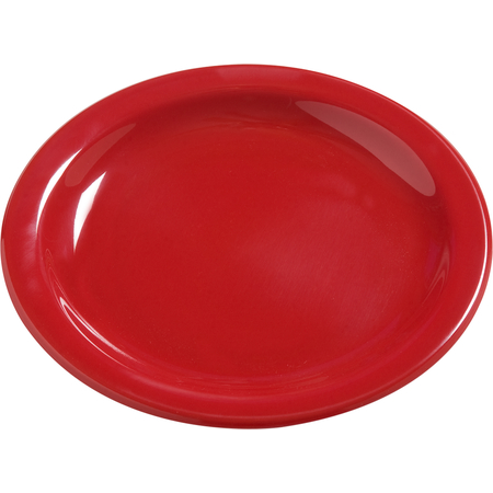 "4385605 - Dayton™ Melamine Bread & Butter Plate 5.5"" - Red"