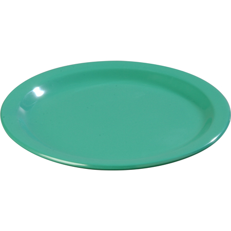 "4350109 - Dallas Ware® Melamine Dinner Plate 9"" - Green"