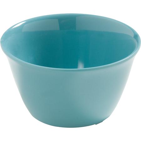 4386863 - Dayton™ Melamine Bouillon Cup Bowl 8 oz - Turquoise