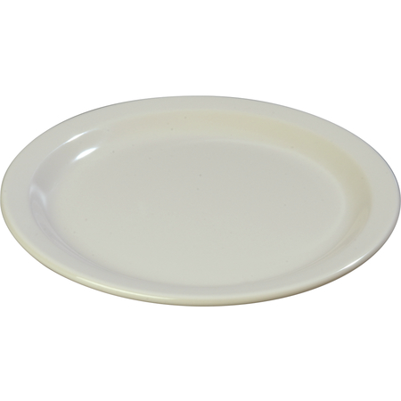 "4350142 - Dallas Ware® Melamine Dinner Plate 9"" - Bone"