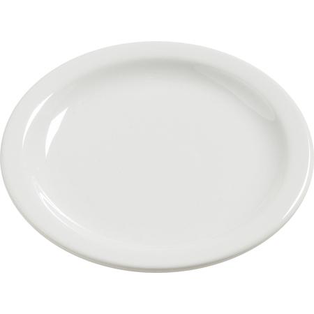"""4385437 - Dayton™ Melamine Salad Plate 7.25"""" - Bavarian Cream"""