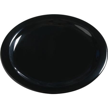 """4385003 - Dayton™ Melamine Dinner Plate 10.25"""" - Black"""