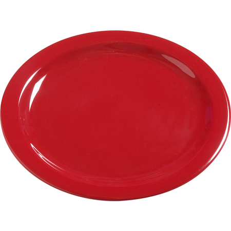 "4385005 - Dayton™ Melamine Dinner Plate 10.25"" - Red"