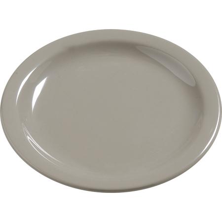 "4385631 - Dayton™ Melamine Bread & Butter Plate 5.5"" - Truffle"