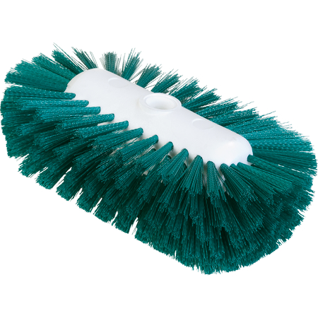 "4004309 - Sparta® Spectrum® Tank & Kettle Brush 5 1/2"" x 9 1/2"" - Green"