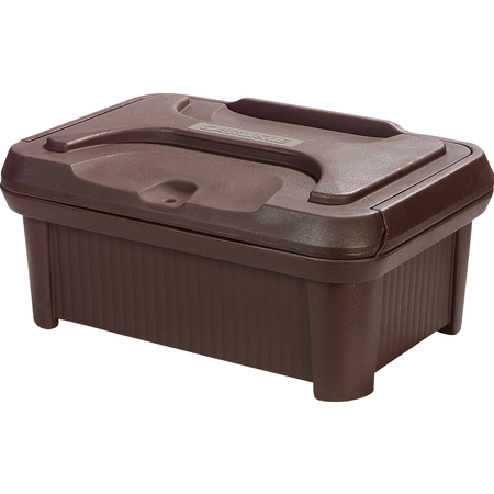 "XT180001 - Slide 'N Seal™ Top Loader 8"" - Brown"