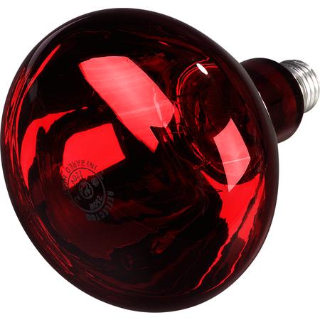 HLRP705 - 250 Watt Infrared Bulb - Red