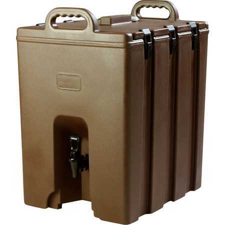LD1000N01 - Cateraide™ LD Insulated Beverage Server 10 Gallon - Brown