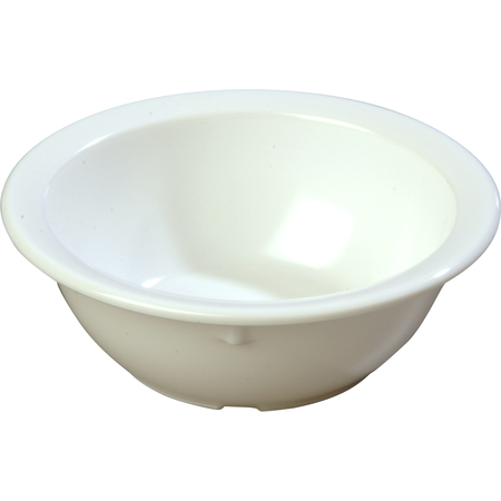 KL11902 - Kingline™ Melamine Rimmed Nappie Bowl 12.5 oz - White