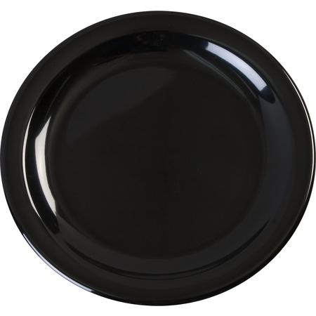 """KL20403 - Kingline™ Melamine Pie Plate 6.5"""" - Black"""