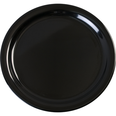 "KL20003 - Kingline™ Melamine Dinner Plate 9"" - Black"