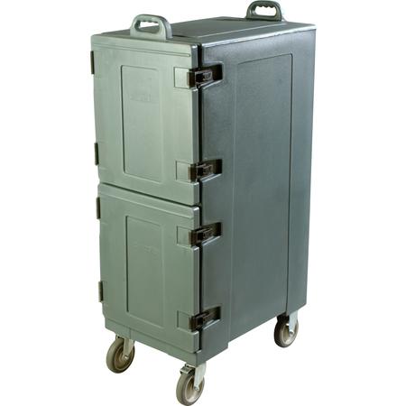 PC600N59 - Cateraide™ 2 Door End Loader 10 Pan Capacity - Slate Blue