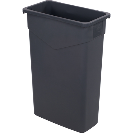34202323 - TrimLine™ Rectangle Waste Container 23 Gallon - Gray