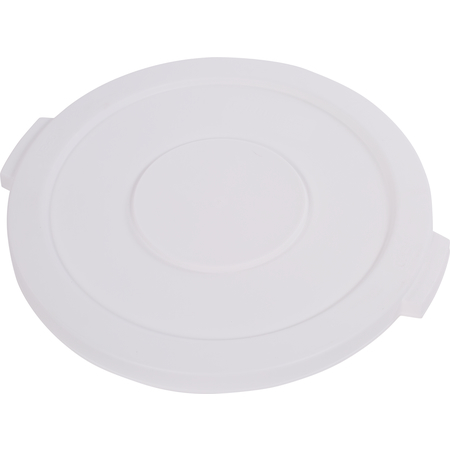 34102102 - Bronco™ Round Waste Bin Food Container Lid 20 Gallon - White