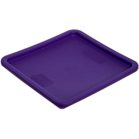 1074289 - StorPlus™ Square Container Lid 12 - 22 qt - Purple