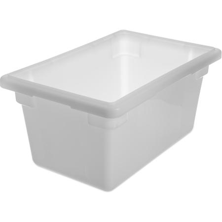 "1063202 - StorPlus™ Polyethylene Food Storage Container 5 gal, 18"" x 12"" x 9"" - White"