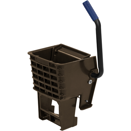 36908W69 - Side-Press Wringer for Commercial Mop Buckets - Brown