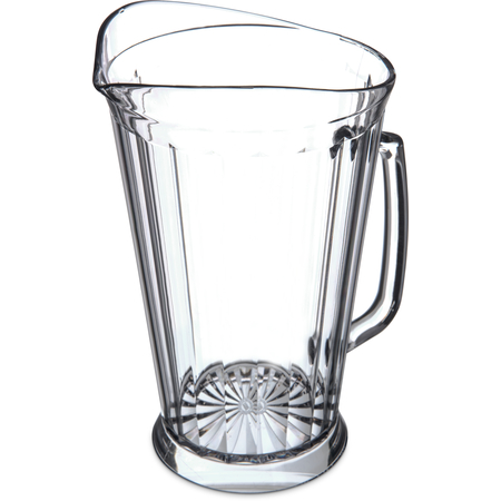 558707 - Crystalite® Pitcher 60 oz - Clear