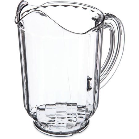 554607 - Versapour® SAN Pitcher 60 oz. - Clear