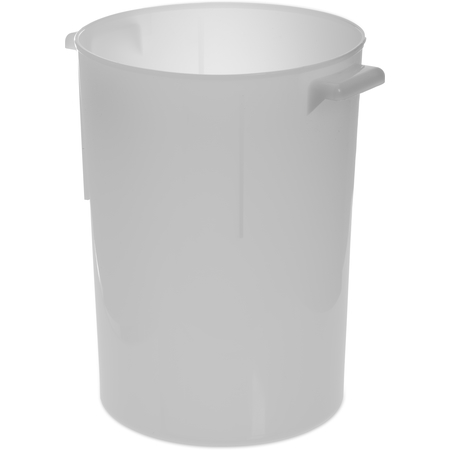 080002 - Bains Marie Container 8 qt - White