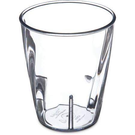 4366407 - PC Swirl Tumbler 9 oz - Clear