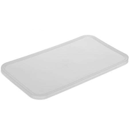 ST163030 - StorPlus™ Polypropylene Space Saver Food Storage Container Lid 18 qt - See Thru