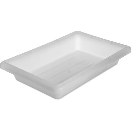 """1063002 - StorPlus™ Polyethylene Food Box Storage Container 2 Gallon, 18"""" x 12"""" x 3.5"""" - White"""