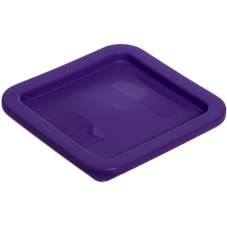 1074089 - StorPlus™ Square Container Lid 2 - 4 qt - Purple