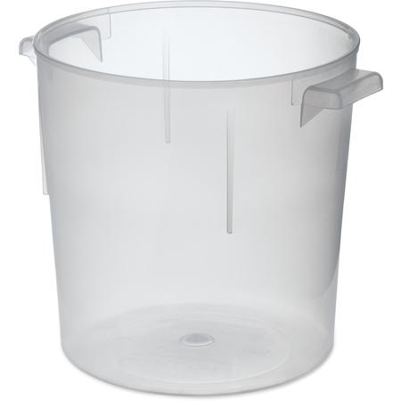 060530 - Bains Marie Container 6 qt - Translucent