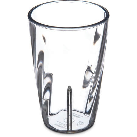 4366207 - PC Swirl Tumbler 5 oz - Clear