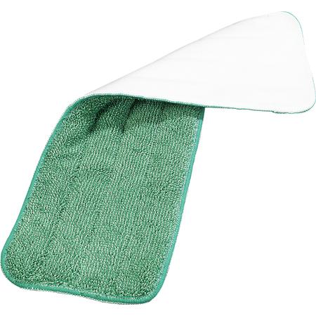 "363321809 - Microfiber Wet Mop Pad 18"" - Green"