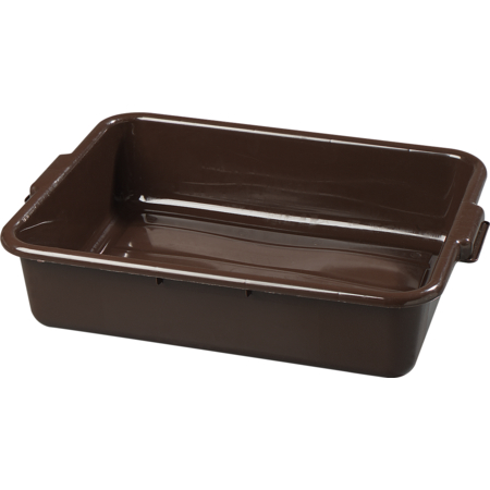 "4401001 - Comfort Curve™ Bus Box 15"" x 20"" x 5"" - Brown"