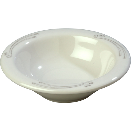 43043909 - Mosaic™ Durus® Melamine Rimmed Fruit Bowl 4.5 oz - Versailles on Bone