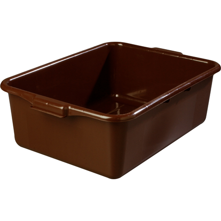 "4401101 - Comfort Curve™ Bus Box 15"" x 20"" x 7"" - Brown"