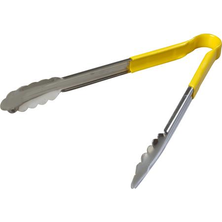 "60756204 - Dura-Kool™ Tong 12"" - Yellow"