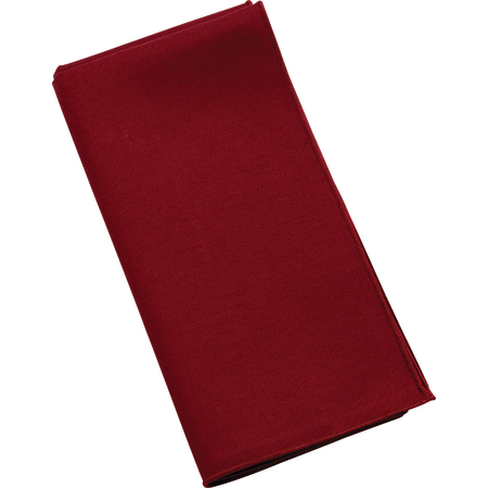 "53781717NM046 - SoftWeave™ Napkin 17"" x 17"" - Burgundy"