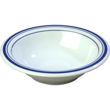 43037912 - Durus® Melamine Rimmed Bowl 12 oz - London on White