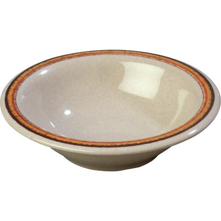 43037908 - Durus® Melamine Rimmed Bowl 12 oz - Sierra Sand on Sand