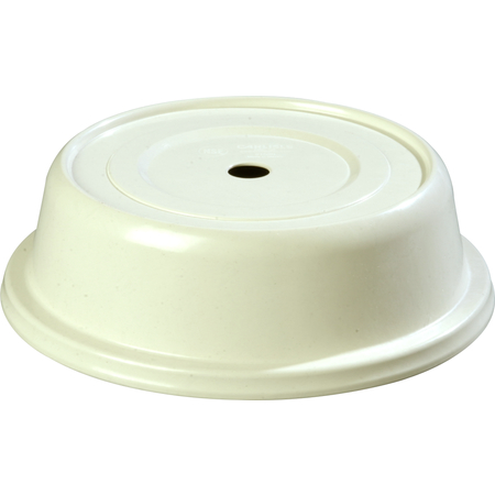 "91020202 - Polyglass Plate Cover 8-3/4"" to 9-1/8"" - Bone"